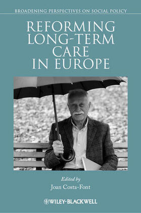 Costa-Font | Reforming Long-Term Care in Europe | Buch | sack.de
