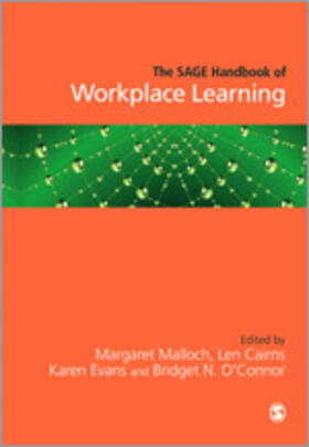 Malloch / Cairns / Evans | The SAGE Handbook of Workplace Learning | Buch | sack.de