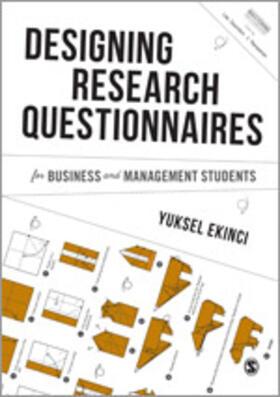 Ekinci   Designing Research Questionnaires for Business and Management Students   Buch   sack.de