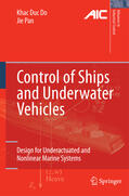 Do / Pan    Control of Ships and Underwater Vehicles   Buch    Sack Fachmedien