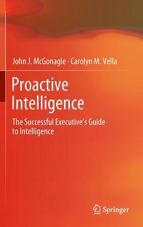 McGonagle / Vella | Proactive Intelligence | Buch | sack.de