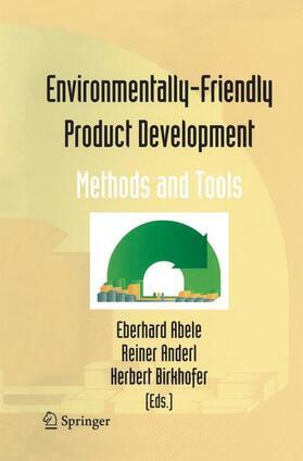 Abele / Anderl / Birkhofer | Environmentally-Friendly Product Development | Buch | sack.de