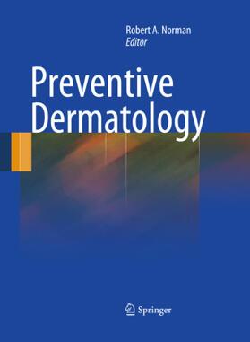 Norman   Preventive Dermatology   Buch   sack.de