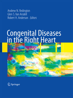 Redington / van Arsdell / Anderson | Congenital Diseases in the Right Heart | Buch | sack.de