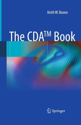 Boone | The CDA TM book | Buch | sack.de