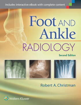Christman | Foot and Ankle Radiology | Buch | sack.de