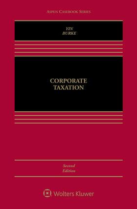 Yin / Burke   Corporate Taxation   Buch   sack.de