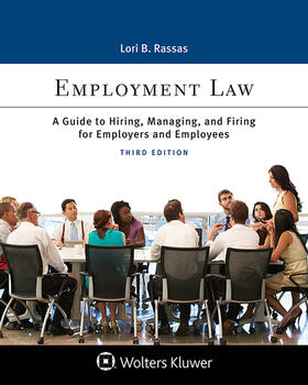 Rassas | Employment Law | Buch | sack.de