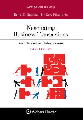 Bradlow / Finkelstein | Negotiating Business Transactions | Buch | sack.de