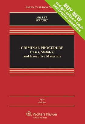 Miller / Wright | Criminal Procedures | Loseblattwerk | sack.de