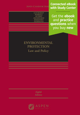 Glicksman / Markell / Buzbee | Environmental Protection | Buch | sack.de