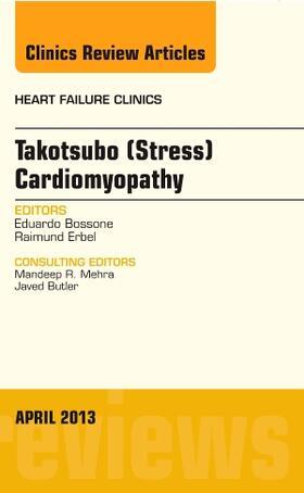 Bossone / Erbel | Takotsubo (Stress) Cardiomyopathy | Buch | sack.de