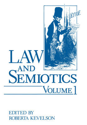 Kevelson | Law and Semiotics | Buch | sack.de