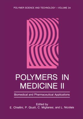 Chiellini | Polymers in Medicine II | Buch | sack.de