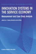 Metcalfe / Miles    Innovation Systems in the Service Economy   Buch    Sack Fachmedien