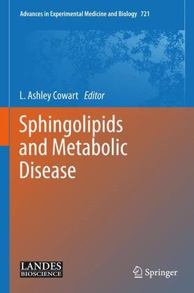Cowart | Sphingolipids and Metabolic Disease | Buch | sack.de
