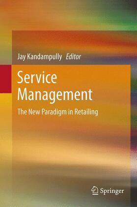 Kandampully   Service Management   Buch   sack.de