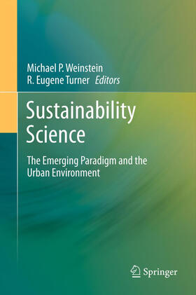 Weinstein / Turner   Sustainability Science   Buch   sack.de