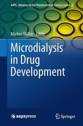 Müller   Microdialysis in Drug Development   Buch   sack.de