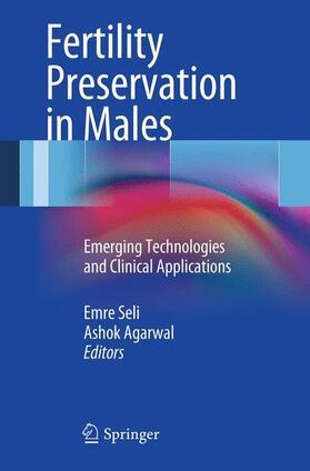 Seli / Agarwal   Fertility Preservation in Males   Buch   sack.de