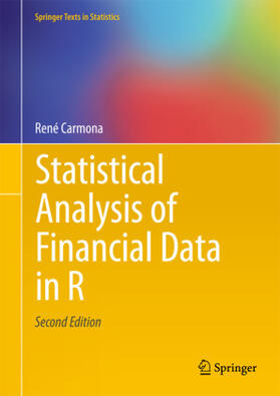 Carmona | Statistical Analysis of Financial Data in R | Buch | sack.de