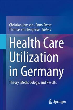 Janssen / von Lengerke / Swart | Health Care Utilization in Germany | Buch | sack.de