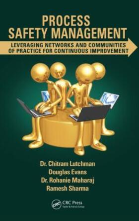 Lutchman / Evans / Maharaj | Process Safety Management | Buch | sack.de