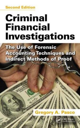 Pasco | Criminal Financial Investigations | Buch | sack.de