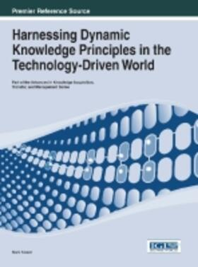 Harnessing Dynamic Knowledge Principles in the Technology-Driven World | Buch | sack.de