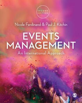 Ferdinand / Kitchin | Events Management | Buch | sack.de
