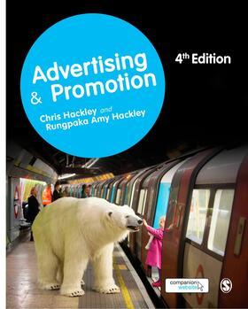Hackley / Hackley | Advertising and Promotion | Buch | sack.de