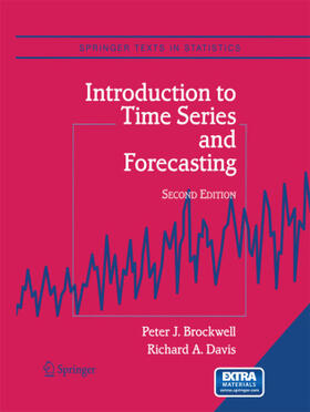 Brockwell / Davis | Introduction to Time Series and Forecasting | Buch | sack.de