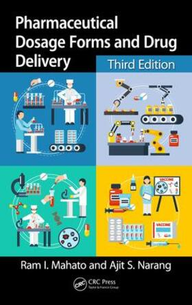 Mahato / Narang | Pharmaceutical Dosage Forms and Drug Delivery | Buch | sack.de