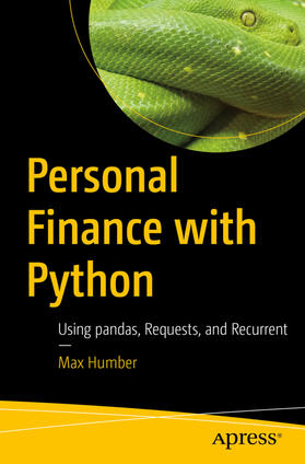 Humber | Personal Finance with Python | Buch | sack.de