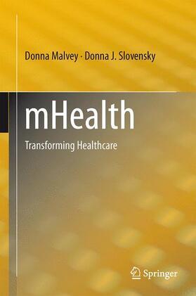 Malvey / Slovensky | mHealth | Buch | sack.de