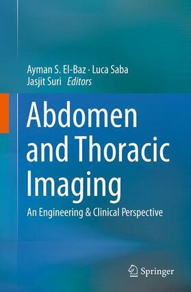 El-Baz / Saba / Suri | Abdomen and Thoracic Imaging | Buch | sack.de