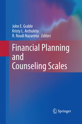 Grable / Archuleta / Nazarinia Roy | Financial Planning and Counseling Scales | Buch | sack.de