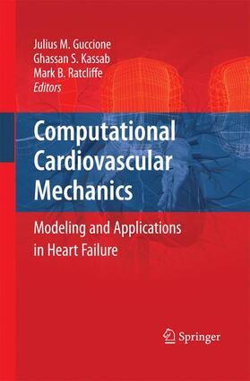 Guccione / Kassab / Ratcliffe   Computational Cardiovascular Mechanics   Buch   sack.de