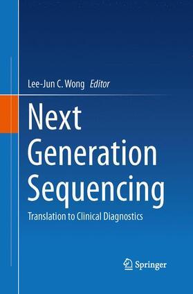 Wong | Next Generation Sequencing | Buch | sack.de