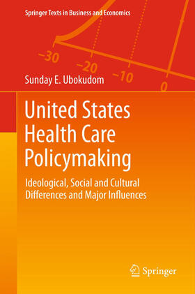 Ubokudom | United States Health Care Policymaking | Buch | sack.de