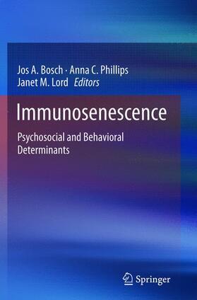 Bosch / Phillips / Lord | Immunosenescence | Buch | sack.de