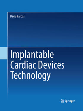 Korpas | Implantable Cardiac Devices Technology | Buch | sack.de