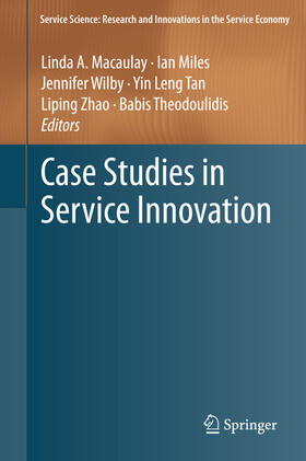 Macaulay / Miles / Wilby | Case Studies in Service Innovation | Buch | sack.de