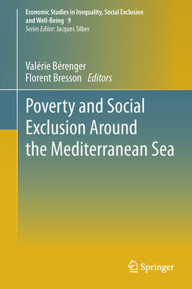 Berenger / Bresson   Poverty and Social Exclusion around the Mediterranean Sea   Buch   sack.de
