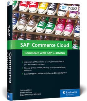 Verhoog / Messinger-Michaels / Vishnoi   SAP Hybris Commerce   Buch   sack.de
