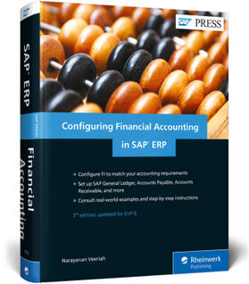 Veeriah | Configuring Financial Accounting in SAP ERP | Buch | sack.de