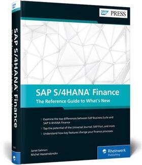 Salmon / Haesendonckx | SAP S/4HANA Finance | Buch | sack.de