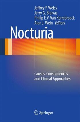Weiss, MD, FACS / Blaivas, MD / Van Kerrebroeck, MD, PhD, MMSc | Nocturia | Buch | sack.de