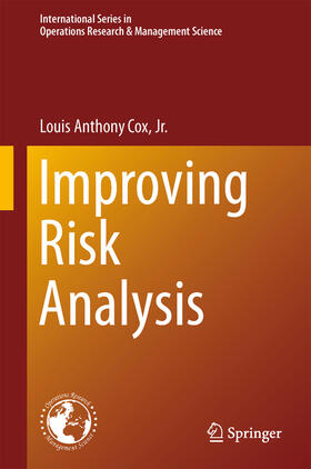 Cox Jr. | Improving Risk Analysis | Buch | sack.de