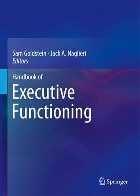 Goldstein / Naglieri | Handbook of Executive Functioning | Buch | sack.de